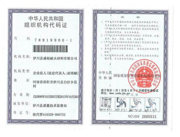 Company Identification