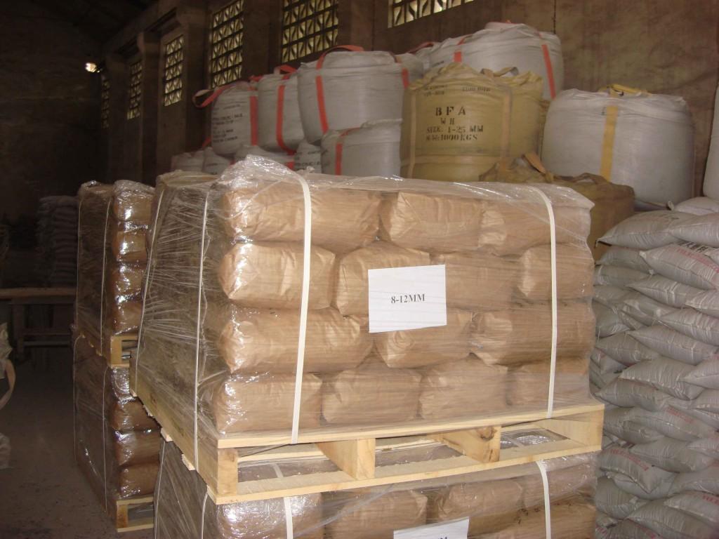 25kg Paper Bag,40 Bags on a Wood Pallet