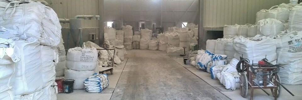 White Fused Alumina Warehouse